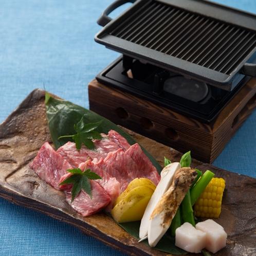【2016夏のお料理(8月一例)】上質のお肉をお好みの焼き加減で。