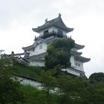 *【掛川城】当宿からお車で約20分の場所にございます。