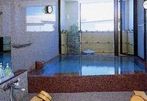 豪華石風呂