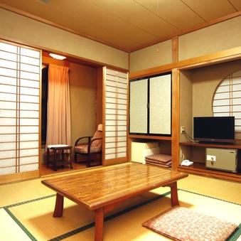 木のぬくもりが温かい純和風和室◆最上級の料理をご提供
