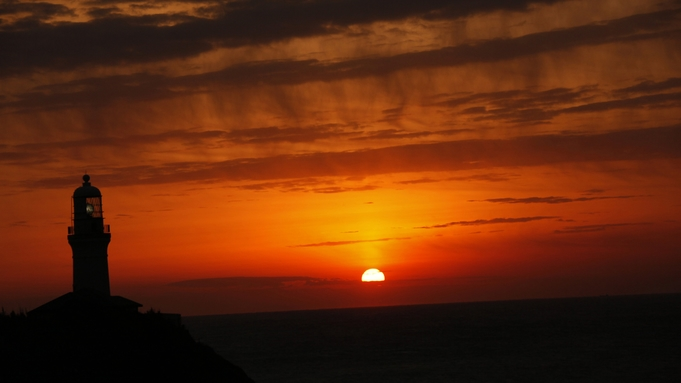 【年末年始】『初日の出』を御前崎で〜八光・伊勢海老づくしの磯料理 − [1泊2食]