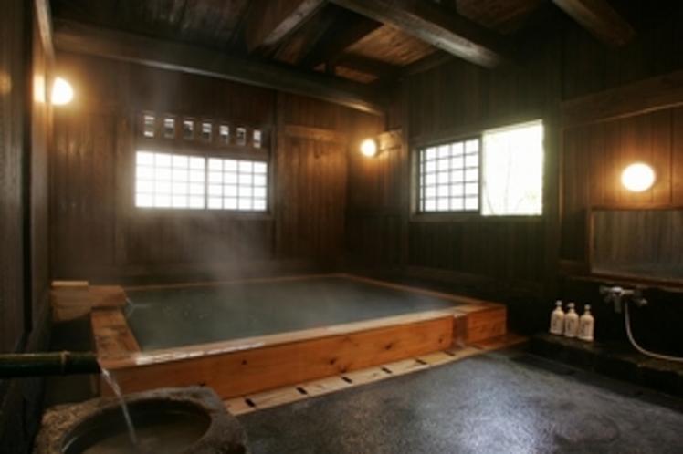 内風呂【薬師の湯(女性)】
