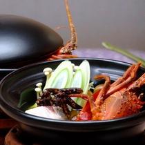*【夕食例】池之谷味噌…地域伝統の漁師鍋に舌鼓。