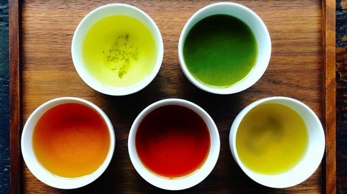 【朝食付】宮崎ブランドを堪能 〜宮崎茶4種飲み比べセット付プラン〜
