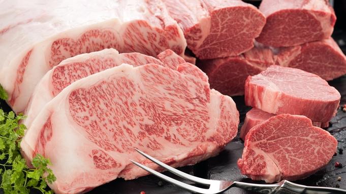 【2食付/鉄板】王道!宮崎自慢の味!甘く柔らかい宮崎牛の鉄板焼きディナー