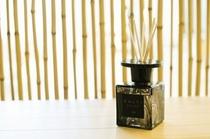 好きな香りに包まれたホテルステイは、リラックス効果もより一層UP!