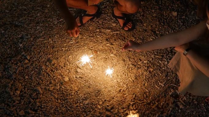 【あなたはいつ花火をしましたか?】線香花火で新しい想い出を・・・【朝食付き】