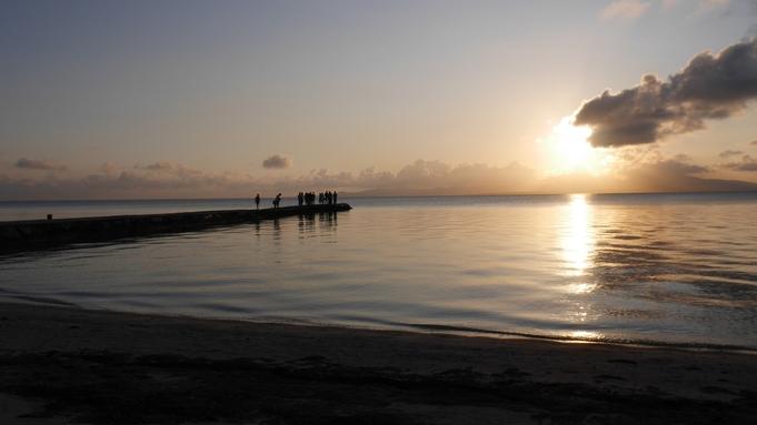 【3泊以上でおトク】ゆっくり流れる島時間を感じて〜♪清掃無し・アメ交換♪【朝食付き】