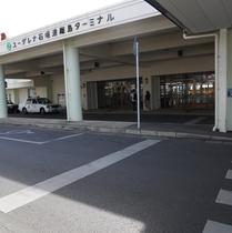 石垣島から竹富へのアクセスへ!