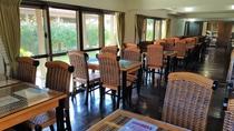 レストラン「紅花」 朝食、夕食会場となります。