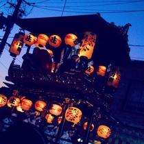【村上大祭 7月】村上・岩船地区の3大祭りの1つ!毎年とても多くの方で賑わいます