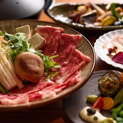 【日帰り 夕食】-わらび野特製 創作料理- 地元食材と旬の素材を堪能