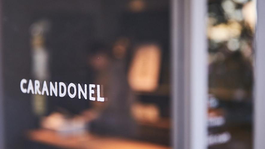 カヌレ専門店「Canelé Carandonel」