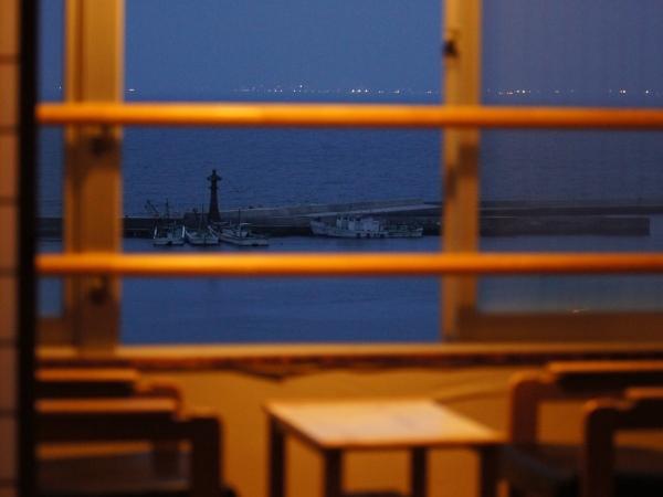 【新館:海側客室からの景色】