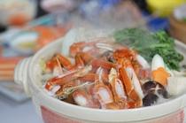 松葉ガニ★鍋★