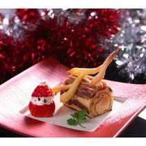 クリスマス特製デザート