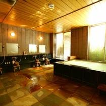 大浴場:女湯