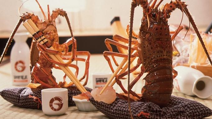 ◆海老づくし◆海の王様「伊勢海老」を食べて至極のひと時を