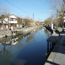 柳川沖の端地区