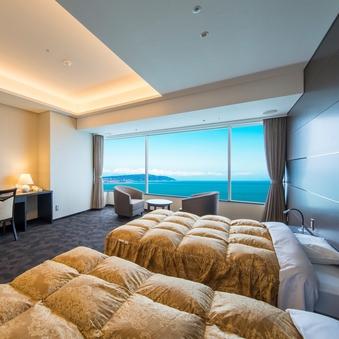 ◆◇オーシャンビュー!富士山&駿河湾を一望/最上階禁煙洋室