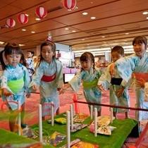 【夏限定】お祭り広場・輪投げコーナー