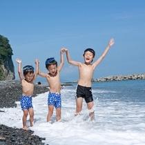 【夏限定】浜当目海水浴場