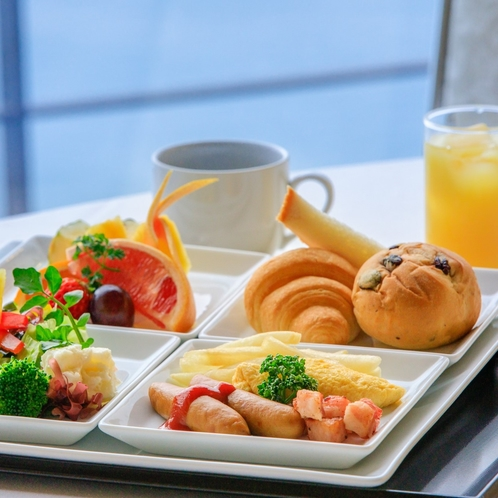 【朝食バイキングイメージ】