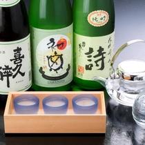 【利き酒セット】