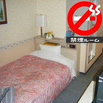 【禁煙】セミダブルルーム★ベッドが少しゆったりめ♪