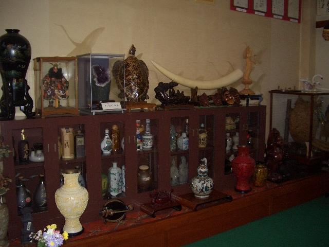 骨董品 食堂