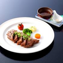 【別注料理】山形牛サーロインステーキ