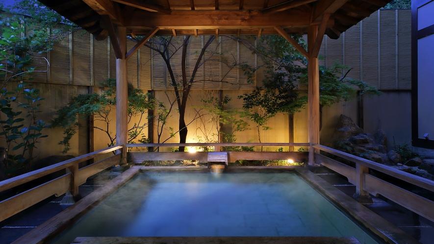 【女性用大浴場】露天風呂