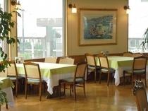 レストラン「青銅館」店内1