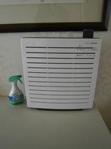 シングル用空気清浄器