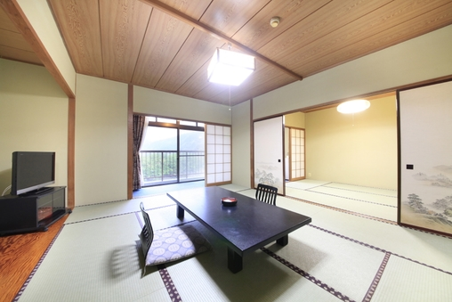 本館和室16畳(2階または3階/禁煙)
