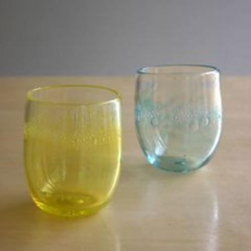 ◆吹きガラス体験※イメージ