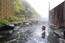 露天岩風呂・千石の湯