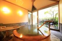 貸切風呂・水光の湯