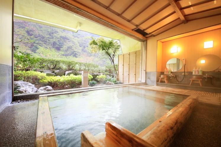 貸切風呂・山色の湯