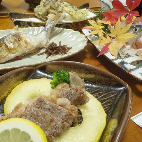 *【夕食一例】十和田のB級グルメもお楽しみ頂けます。