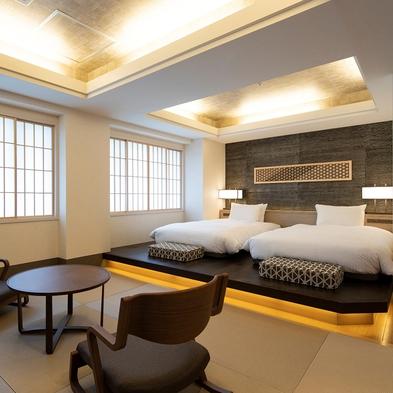 【平日限定大特価】和洋室シングルユースプラン〜和の空間と高級感溢れる洋室〜