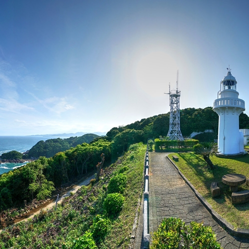 日向岬細島灯台 (2)