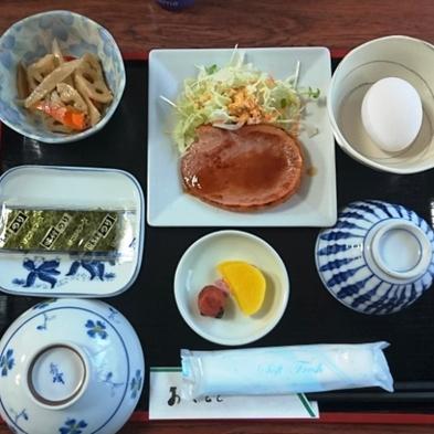 【朝食付】大阪中心部へのアクセス良好!宿で朝食を食べてから1日を元気にスタート