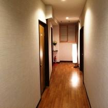 ◆2階お部屋前廊下