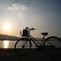 しまなみ海道サイクリング(イメージ)
