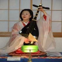 薩摩琵琶コンサート
