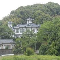 緑深い環境の【薩摩の里】です♪