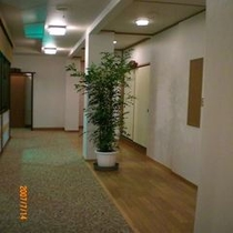本館2F宴会入り口