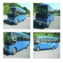 マイクロ送迎バス