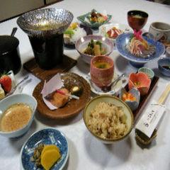 日帰りさつまプラン★薩摩郷土料理+天然温泉★昼食プラン